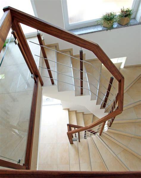 holzgel nder handlauf treppe berechnen gewendelte treppe berechnen
