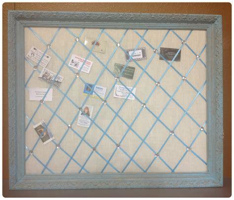 Handmade Bulletin Board - diy180 handmade message board
