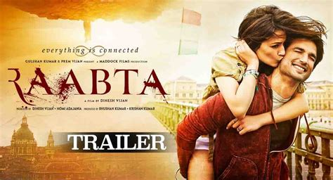 film indian 2017 raabta 2017 hindi movie cast trailer review