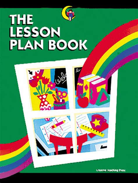 design cover lesson rainbow lesson plan book 052037 details rainbow