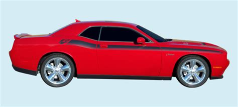 rt stripes for dodge challenger graphix 2015 dodge challenger decal kit