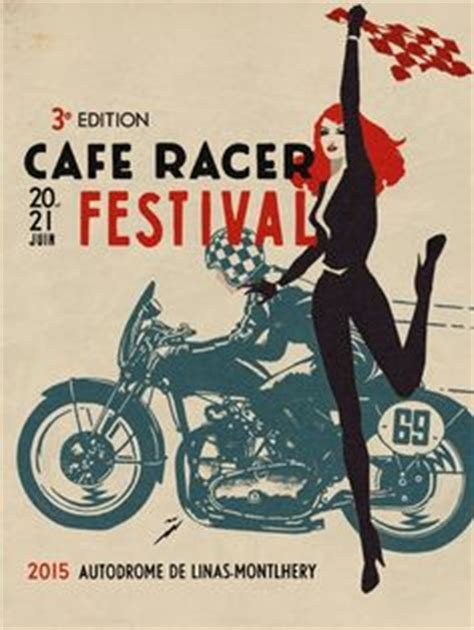 Poster Bingkau Kayu Cafe Racer poster ideas cafe racers and poster on