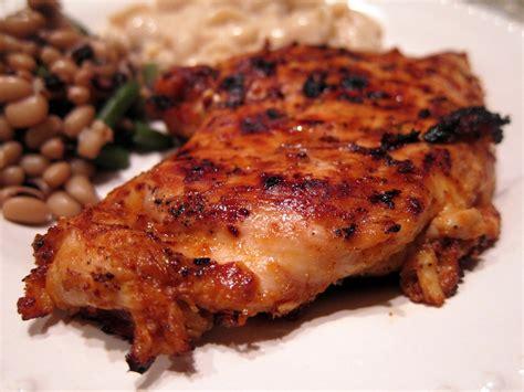 orange chipotle chicken plain chicken