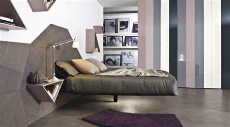 Vancouver Bed Frame W Floating Floating Bed Frame From Metal Fluttua R Lago Luxury Furniture Mr