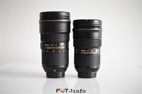 Nikon Af S 24 70mm F2 8g Ed comparison between nikon af s 24 70mm f2 8g and nikon af s