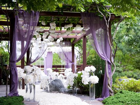 backyard wedding free lawn garden purple free standing pergola decor indoor