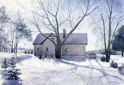 winter house winter house by greegw on deviantart