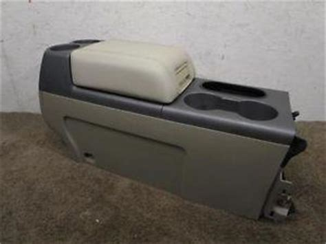replacement ford f150 f 150 used center console 2004