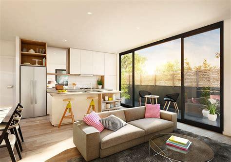 Open Concept Home Decorating Ideas by Departamentos Peque 241 Os C 243 Mo Hacerlos Ver Amplios E