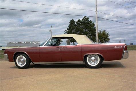 1961 lincoln convertible for sale 1961 lincoln continental for sale 1882658 hemmings