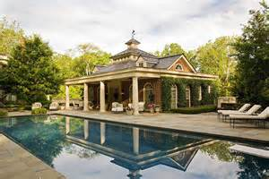 Pool Guest House gated mclean mansion 10 500 000 pricey pads