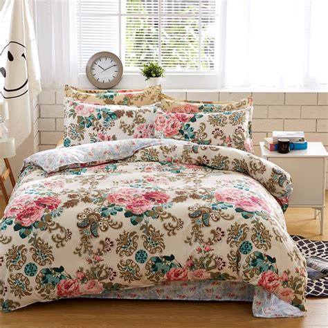 Discounted Comforter Sets by Bedding Sets Cotton Set Reactive Printing Sale