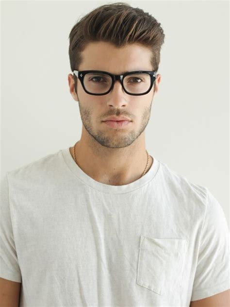 men wearing womens hairstyles 23 cool men s hairstyles with glasses feed inspiration