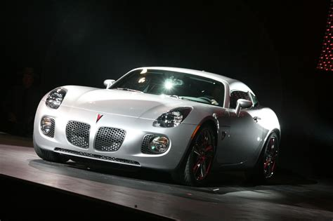 2009 Pontiac Solstice Coupe by 2009 Pontiac Solstice Coupe Live Reveal Photo Gallery