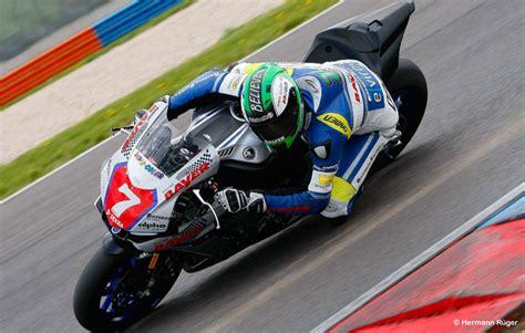 Motorrad Bayer Jakob by Erfolgreiche Premiere F 252 R Supersport Chion Marvin Fritz