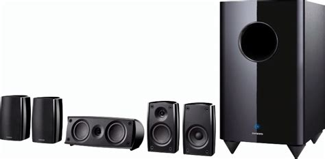 onkyo 5 1 channel home theater speaker system onk sks ht690