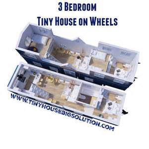 tiny house 3 bedrooms 3 bedroom tiny house on wheels tiny house ideas