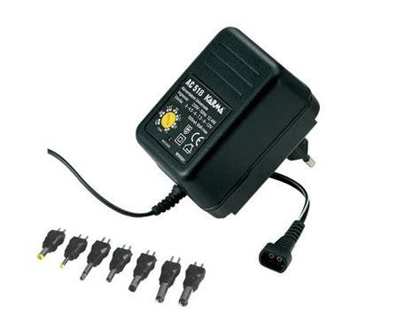 alimentatore 12v 500ma karma ac518 alimentatore 500ma suonostore