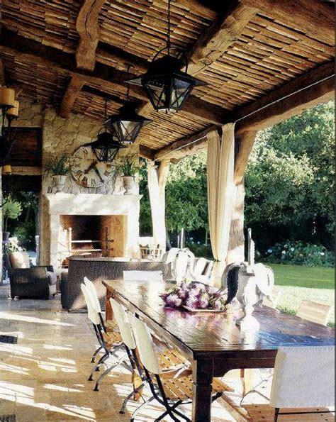 arredare la veranda come arredare la veranda in stile provenzale foto