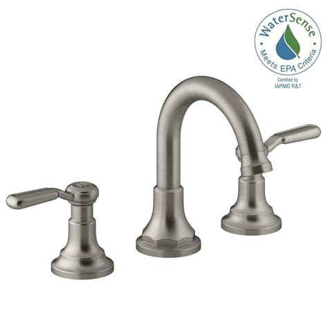 Kohler Faucet Review Kohler Alteo Widespread Bathroom Sink Faucet Reviews