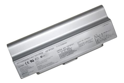 Baterai Sony Vgp Bps9 Vgn Ar Cr Nr Sz Series 6 Cell Oem Black sony vaio 320 atc 12 cell 10400mah replacement for sony vaio vgn ar vaio vgn nr vaio vgn cr