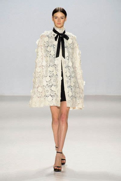 New York Fashion Week Runway Review Erin Fetherston by Erin Fetherston At New York Fall 2015 York Runway And