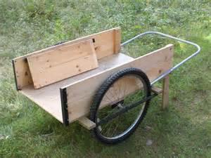 Garden Design Exles Garden Cart Wheels I Wood Garden Cart With Four Wheels