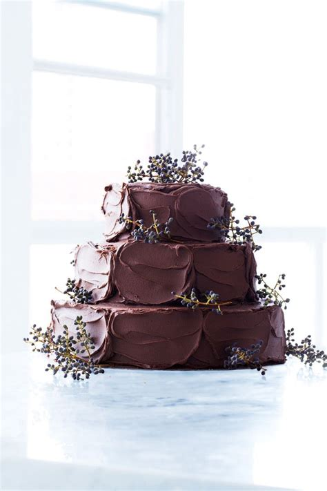 Chocolate Wedding Cake Ideas by Rustic Chocolate Wedding Cakes Rustic Wedding Chic