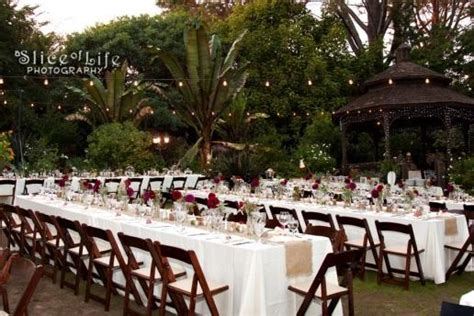 San Diego Botanical Gardens Wedding San Diego Venues Best Venues For Setting Ranch Events