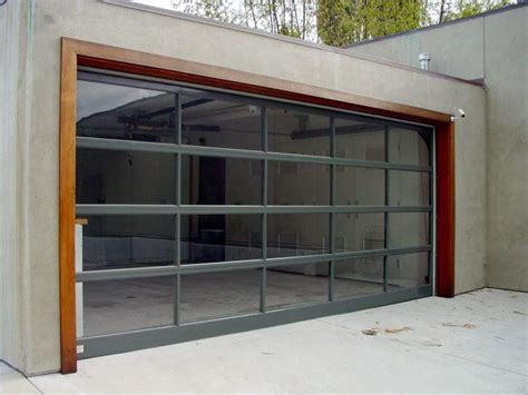glass roll up garage doors 1000 ideas about glass garage door on metal