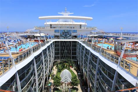 Liberty Of The Seas Floor Plan my allure experience royal caribbean cruise club uk
