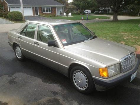 how make cars 1990 mercedes benz w201 security system buy used 1990 mercedes benz 190e 2 6 sedan 4 door w201 immaculate nearly perfect in barrington