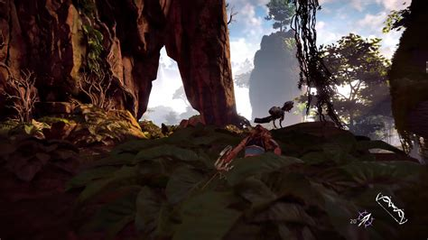 Kaset Ps4 Horizon Zero horizon zero gameplay trailer ps4 pro 4k gif create discover and on gfycat
