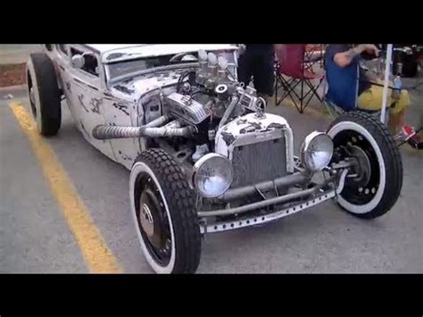 rat model 2 1931 model a sedan ratrod