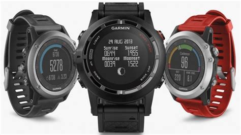 Jam Garmin Fenix 2 Special Edition best garmin choosing the right device for your needs