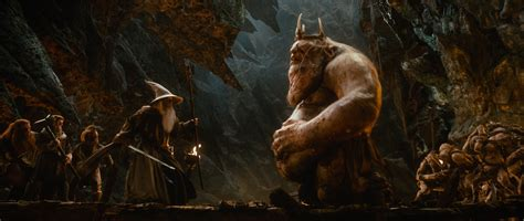 hobbit film goblin king finally saw quot the hobbit quot is it just me or is the cgi