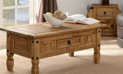 Corona Coffee Table With Drawer Ennis Furniture Centre Corona Coffee Table With Drawer