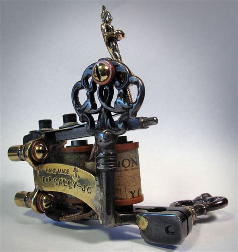 handmade tattoo machines trading machine 171 tim hendricks