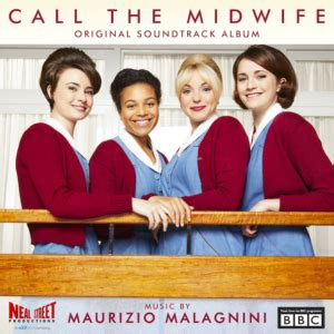 theme music call the midwife call the midwife seasons 4 7 soundtrack to be released