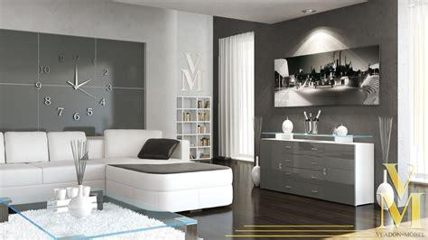 grau weiß wohnzimmer wandfarbe grau rosa