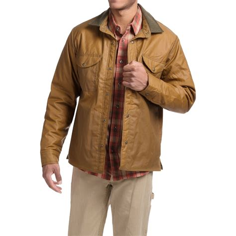 Shirts And Jackets Filson Snap Front Shirt Jacket For Save 52