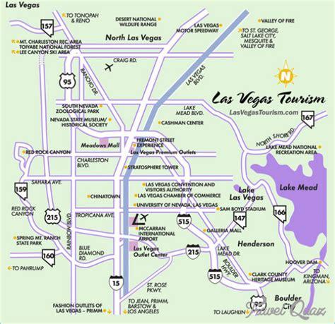 map of las vegas attractions las vegas map tourist attractions travelquaz