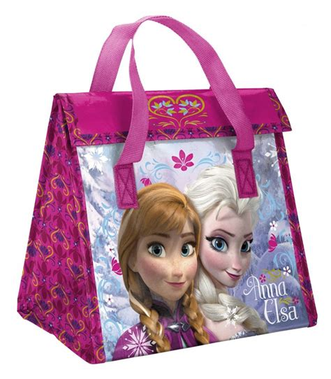 game design your frozen bag disney s frozen insulated lunch bag just 8 89