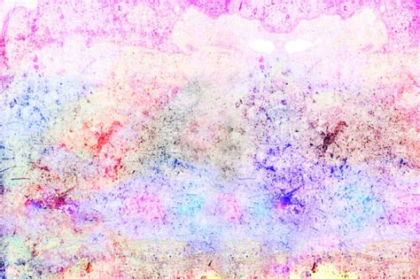 white modern art abstract background colorful oil paining