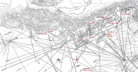 lines map nazca maps of the nazca lines analysis