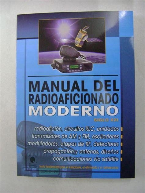 libro manual del espaaol urgente libro t 233 cnico manual del radioaficionado moderno 120 00 en mercado libre