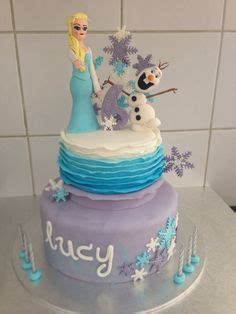 frozen party ideas for 7 year old girl unique kids cake on pinterest cake ideas birthday cakes and castle
