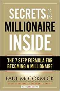 the millionaire within books secrets of the millionaire inside the 7 step formula for