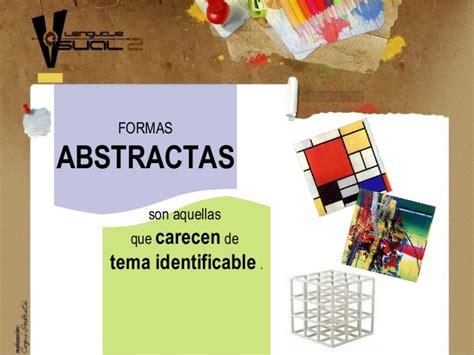 imagenes formas figurativas forma abstracta y figurativa