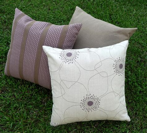 cocoa fluff pillow set
